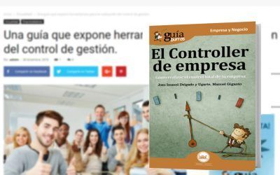 Colaborum, medio especializado en economía, da a conocer el «GuíaBurros: Controller de la empresa»
