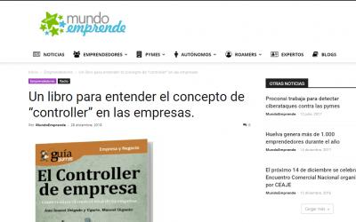 «GuíaBurros: El controller de empresa» en Mundo Emprende