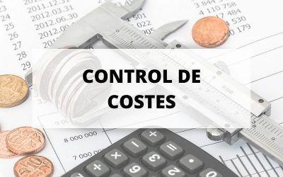 El control de costes, fundamental para la empresa