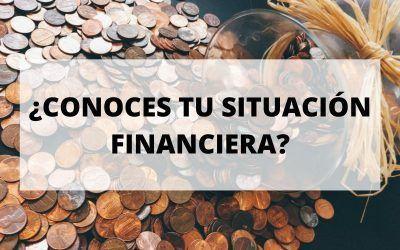 Conoce tu situación financiera o money management